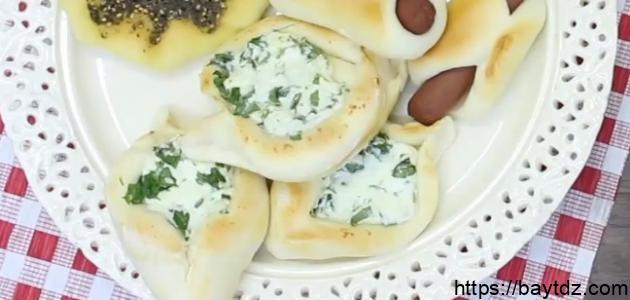 طريقة عمل قوارب الجبن