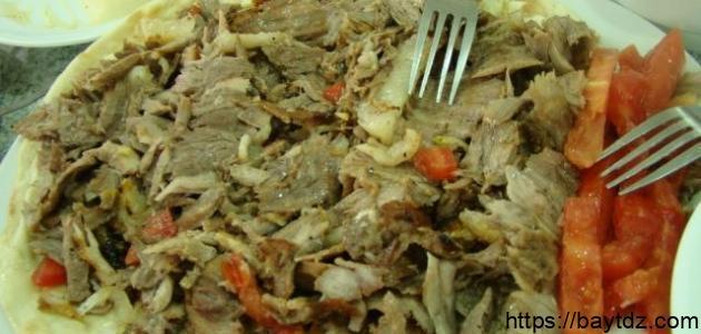 طريقة عمل كص اللحم العراقي في البيت