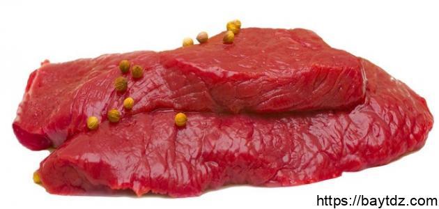 طريقة عمل لحم النعام