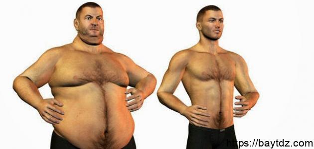 طريقة لتخفيف الوزن في أسبوع