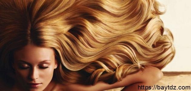 طريقة لتطويل الشعر وتنعيمه وتكثيفه