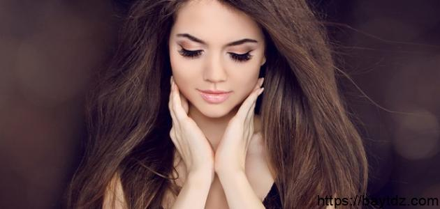 طريقة لتطويل الشعر وتنعيمه