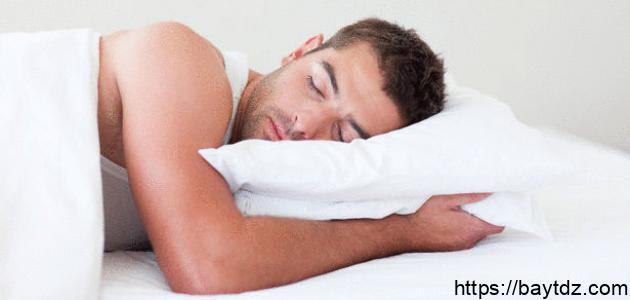 طريقة للنوم السريع