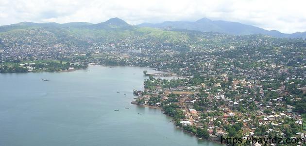 عاصمة دولة سيراليون