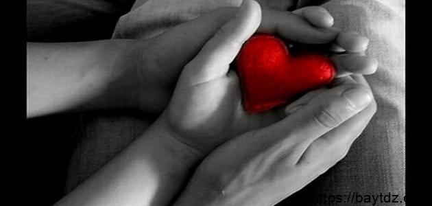 عبارات رائعة عن الحب