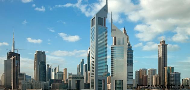 عدد إمارات الإمارات العربية المتحدة