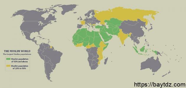 عدد السكان المسلمين في الصين