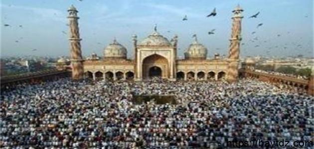 عدد السكان المسلمين في الهند