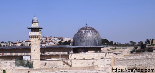 عدد مآذن المسجد الأقصى