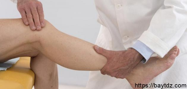 علاج آلام المفاصل والركبة