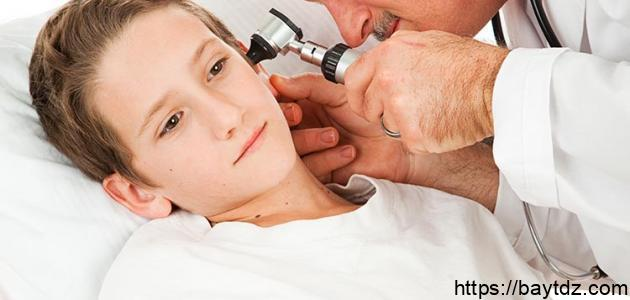 علاج ارتفاع ضغط الأذن