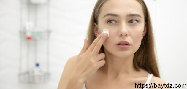 علاج خشونة جلد الجسم