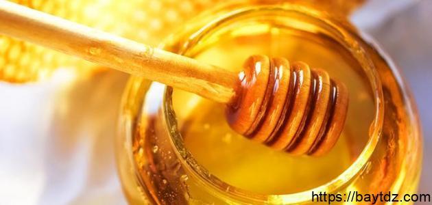 علاج ضغط الدم المرتفع بالعسل