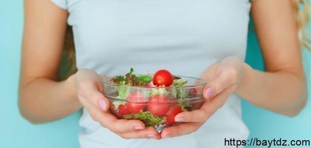 علاج مشكلة ثبات الوزن أثناء الرجيم