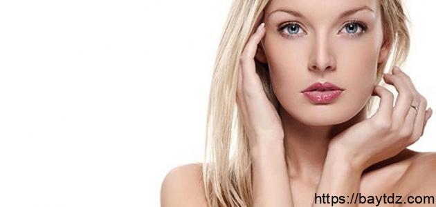علامات جمال وجه المرأة العربية