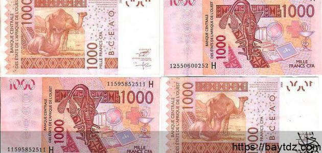 عملة دولة النيجر