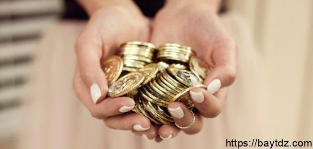 عناصر قائمة المركز المالي