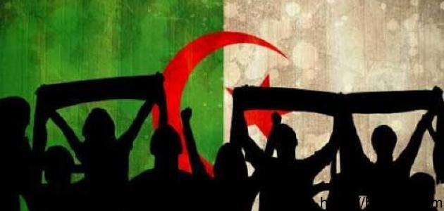 عيد الاستقلال في الجزائر