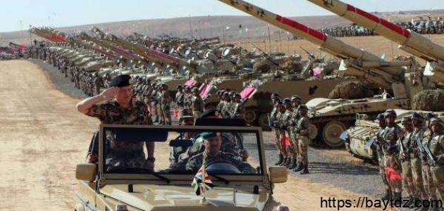 عيد الجيش الأردني