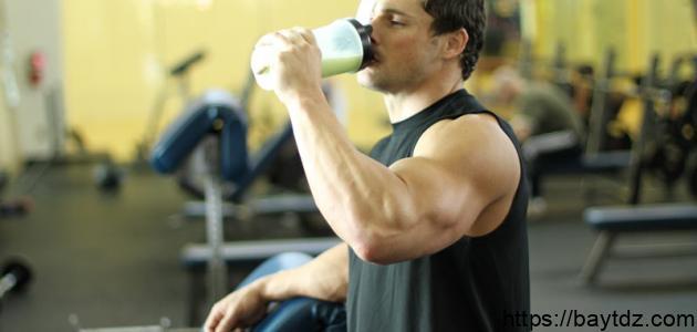 فوائد الأحماض الأمينية لكمال الأجسام