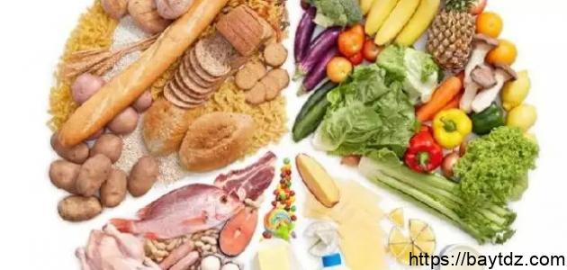 فوائد التغذية المتوازنة
