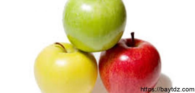 فوائد التفاح للأطفال الرضع