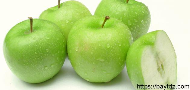 فوائد التفاح للحامل والجنين