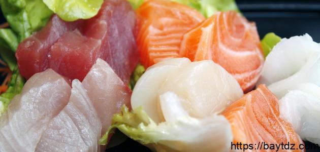 فوائد التونة للحامل