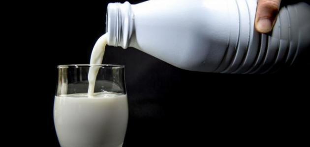 فوائد الحليب كامل الدسم