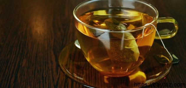 فوائد الشاي الأخضر في التنحيف