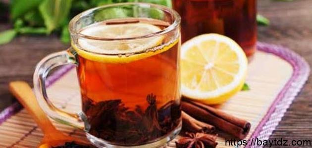 فوائد الشاي الأخضر مع القرفة