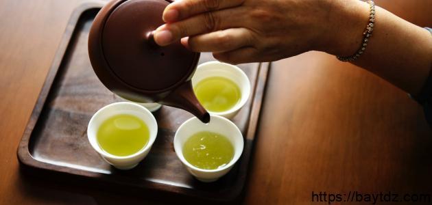 فوائد الشاي الأخضر والكمون