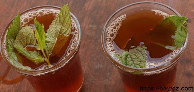 فوائد الشاي بالنعناع
