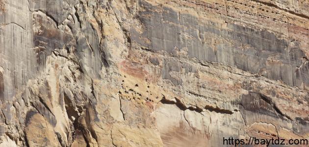 فوائد الصخور الرسوبية