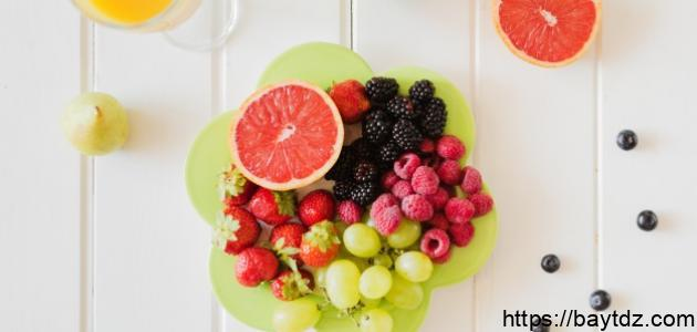 فوائد الطعام للإنسان