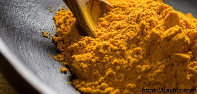 فوائد الكركم مع العسل على الريق
