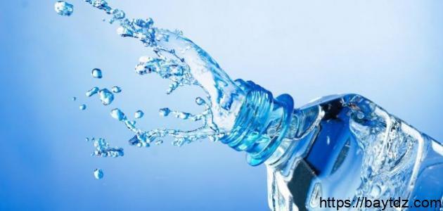 فوائد الماء الصحية للجسم