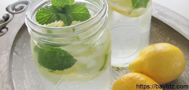 فوائد النعناع والليمون للتخسيس