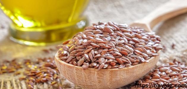 فوائد بذر الكتان لمرضى السكري