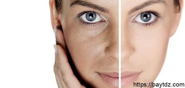 فوائد تنظيف البشرة بالكولاجين