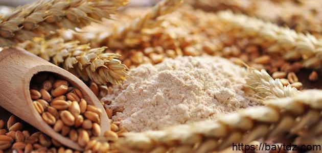 فوائد جنين القمح المطحون