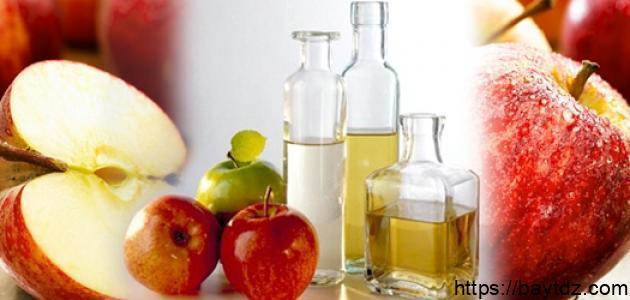 فوائد خل التفاح للتخسيس السريع