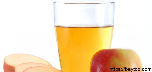 فوائد خل التفاح للتنحيف وكيفية استخدامه