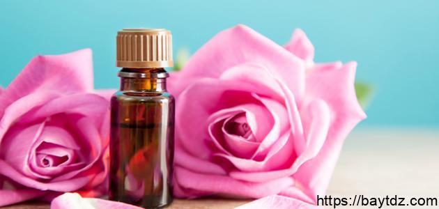فوائد زيت الورد الجوري