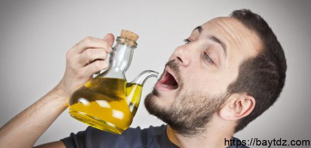 فوائد شرب زيت الزيتون على الريق