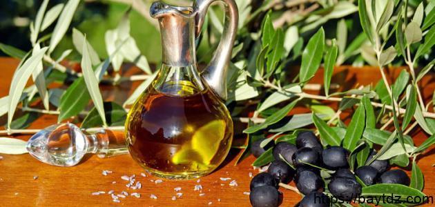 فوائد شرب زيت الزيتون للشعر