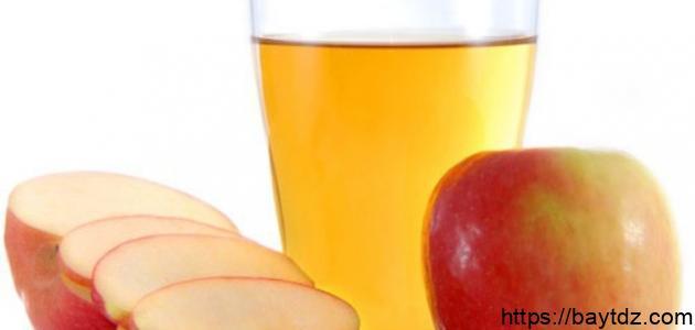 فوائد عصير التفاح للحامل
