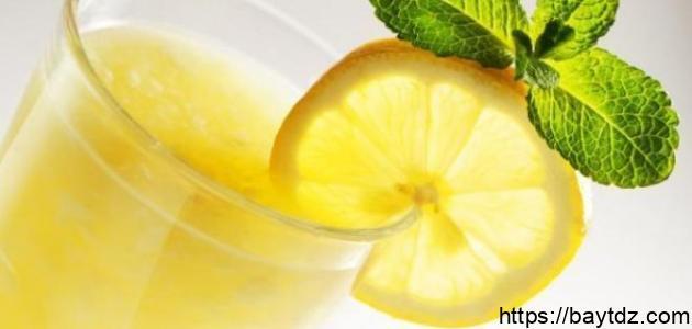 فوائد عصير الحامض