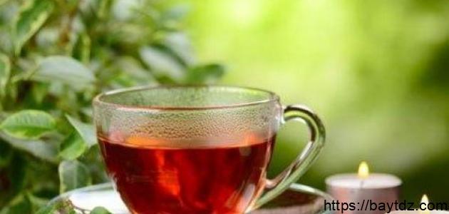 فوائد وأضرار الشاي الأحمر