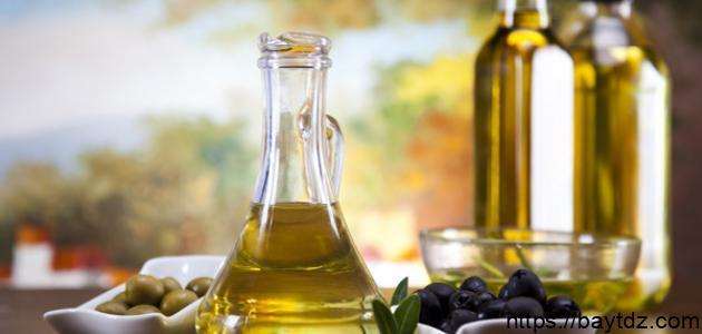 فوائد وأضرار زيت الزيتون